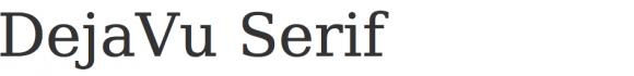dejavu_serif
